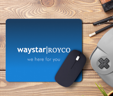 Waystar Royco PC Laptop Computer Mouse Mat Pad based on Succession